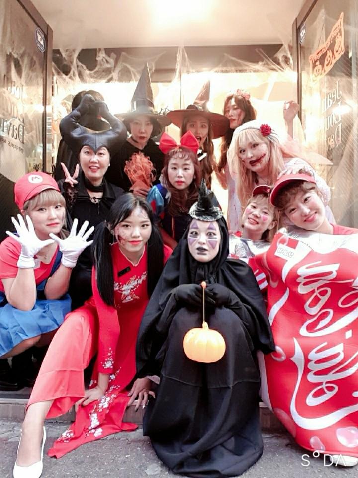 할로윈 :: Halloween Day